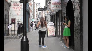 SOHO LONDON RED LIGHT AREA Walkabout | CHINATOWN | Massage Girls | Newport Court | Lisle Street