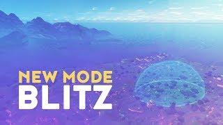 NEW MODE: BLITZ! - SOLO vs. SQUAD (Fortnite Battle Royale)