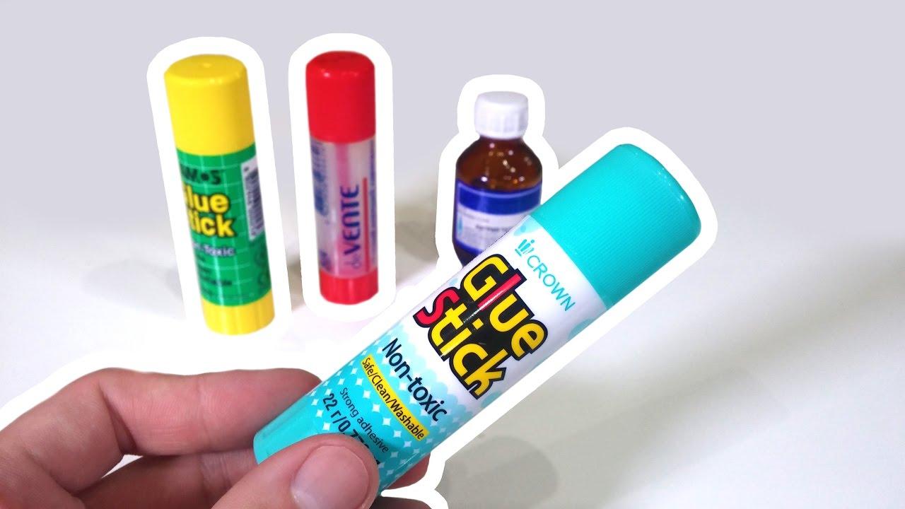 Как сделать лизуна из клея карандаша и воды