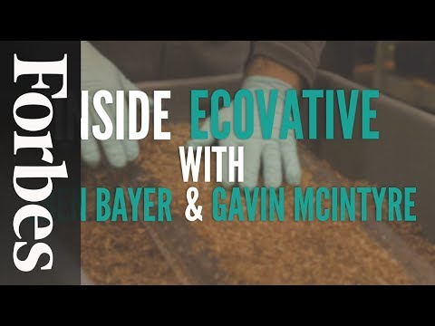 An Inside Look At Ecovative's Production Facility