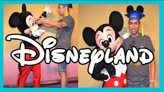 ¡CONOCÍ A MICKEY MOUSE! #DISNEYLAND | Mike Flores POP