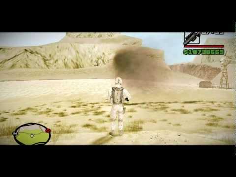 GTA SA : Battlefield 3 Gun sounds & Muzzle Flash v1.0 (RELEASED!)