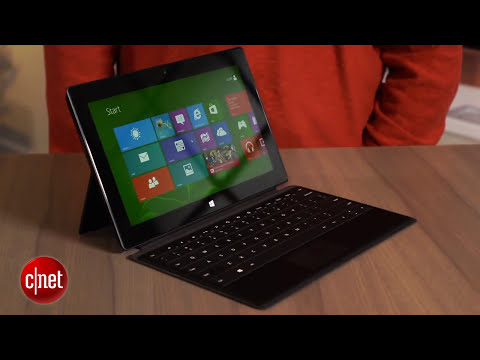 Microsoft Surface Pro aims to replace your laptop