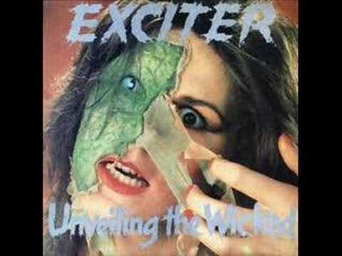 Exciter - Break Down The Walls