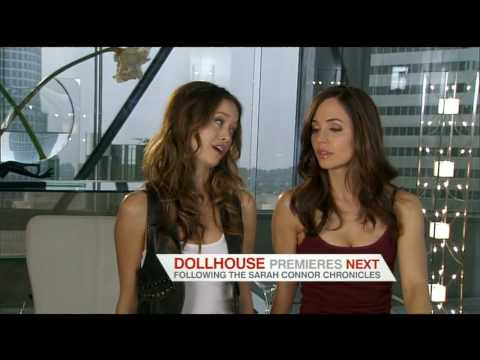 Summer Glau and Eliza Dushku Host the Terminator/Dollhouse Double Feature (HD)