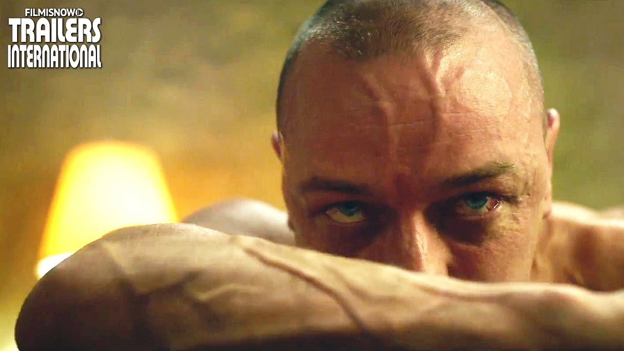Fragmentado | James McAvoy no novo trailer do thriller psicológico de M. Night Shyamalan