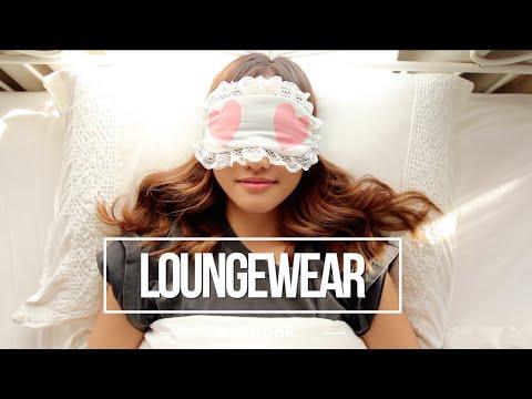 Loungewear Lookbook