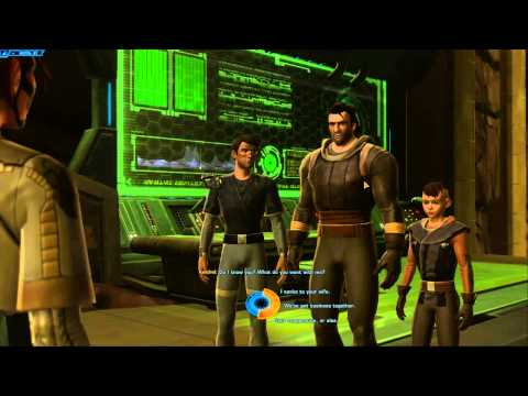 Star Wars The old Republic - Parte 1