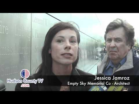Tour of Empty Sky Memorial at Liberty State Park
