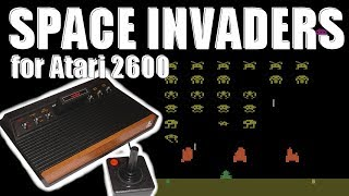 Space Invaders Review for Atari 2600
