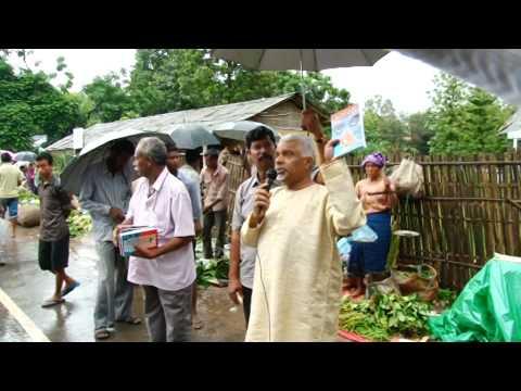 KOHIMA ROAD SHOW Bharat Yathra - Jathi Nirmarjana Bodhavatkarana Sandesa Yathra