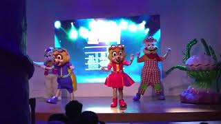 Indoor Playground Family Fun Area for Kids Public Performance at Lotte world Sophia Fun Kids TV