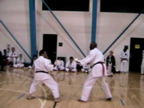 2009 Nikkei Games Karate Tournament  Semi-Final