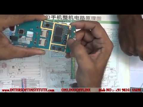 Mobile Chip Level Repair Training 2.1 C Mobile Charging Section Faults (Hindi)