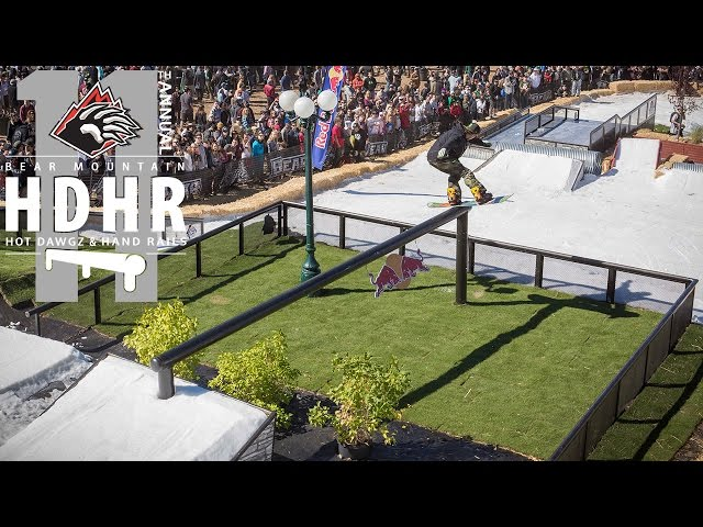 2014 Hot Dawgz and Handrails Highlight Video