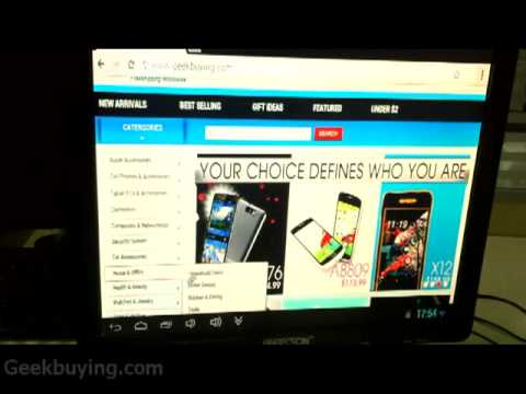 Rikomagic MK802 III / MK802 3RD Dual Core Android 4.1 Mini PC Stick Review. XBMC support!