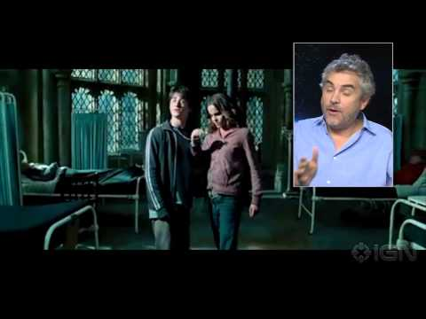 Alfonso Cuaron - Harry Potter and the Prisoner of Azkaban Trailer Commentary