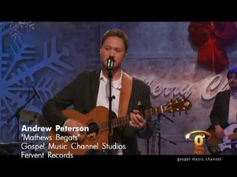Andrew Peterson - Matthews Begats