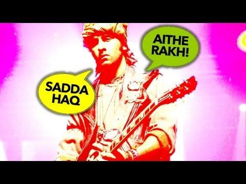 Ranbir Kapoor: Sadda Haq Aithe Rakh! video