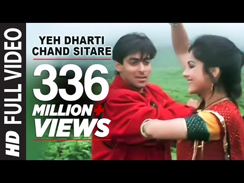Yeh Dharti Chand Sitare Full HD Song | Kurbaan | Salman Khan...