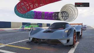 PS4- GTA 5 BEST OF BEST RACE PLAYLIST WITH TEAM LEE