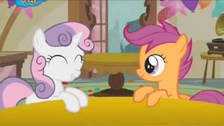 MLP FiM - Cutie Mark Crusaders in 12 languages (13 dubs)