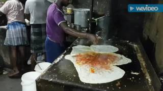 Egg Kuthu Parotta