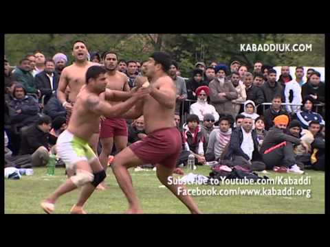Kabaddi Musharraf Javed Janjua - Pakistans No.1 Stopper