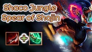 Shaco Jungle Intense Game - Season 9 [League of Legends] Full Gameplay - Infernal Shaco