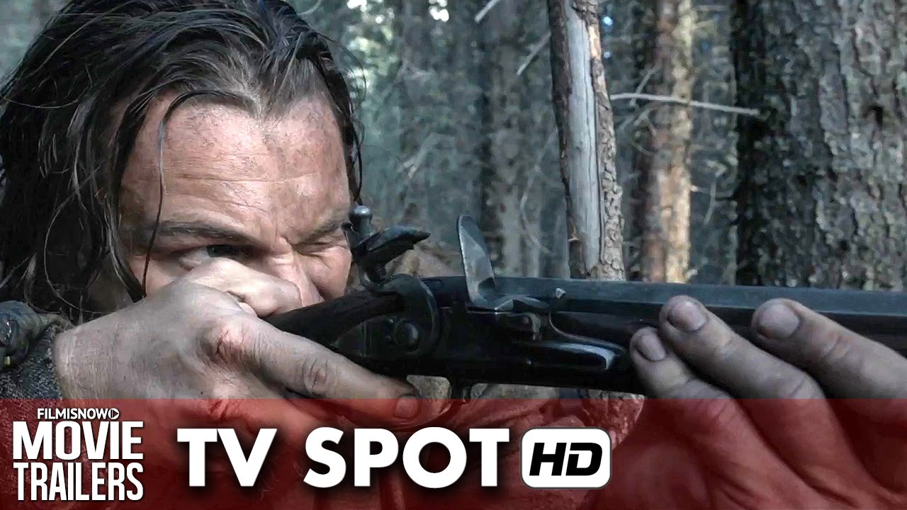 "The Revenant TV Spot Golden Globes Nomination ""Epic Masterpiece"" Leonardo DiCaprio [HD]"
