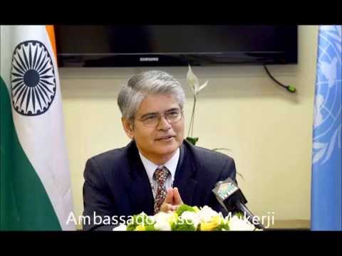 Ambassador Asoke K. Mukerji's Interview with All India Radio