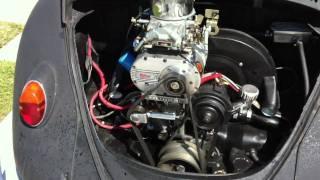 1966 Landy supercharged VW Beetle