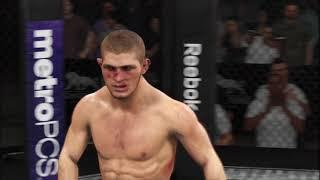 UFC 3 KHABİB NURMAGOMEDOV VS CONOR MCGREGOR TÜRKÇE