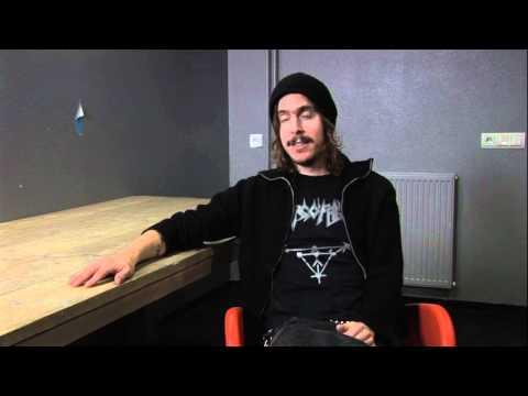 Opeth interview - Mikael Akerfeldt (part 1)