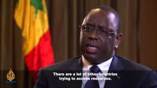 """Macky Sall sur Al Jazeera: """"It's Easy To Condemn Africa"""""""