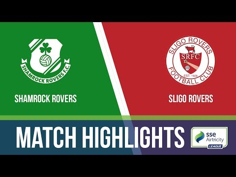 HIGHLIGHTS: Shamrock Rovers 2-0 Sligo Rovers