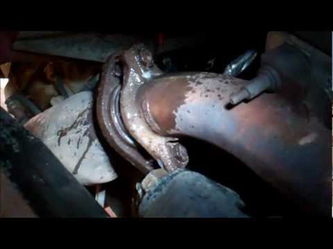 How To Check For An Exhaust Leak 2001 Dodge Dakota 4.7L