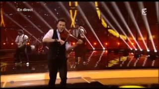 Eurovision 2014 Final Switzerland Sebalter Hunter of Stars