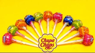 Chuppa Chups Lollipops Color Learning for Kids - English