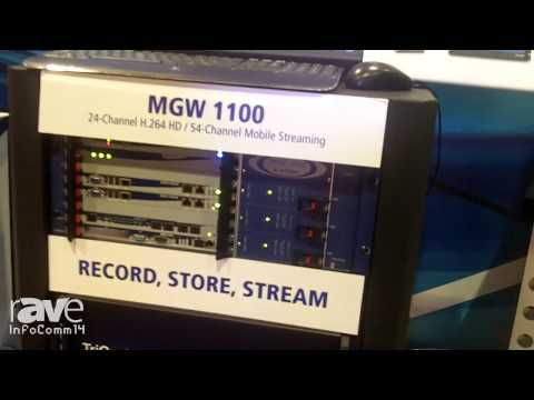 InfoComm 2014: VITEC Presents its Integration For TriCaster Users