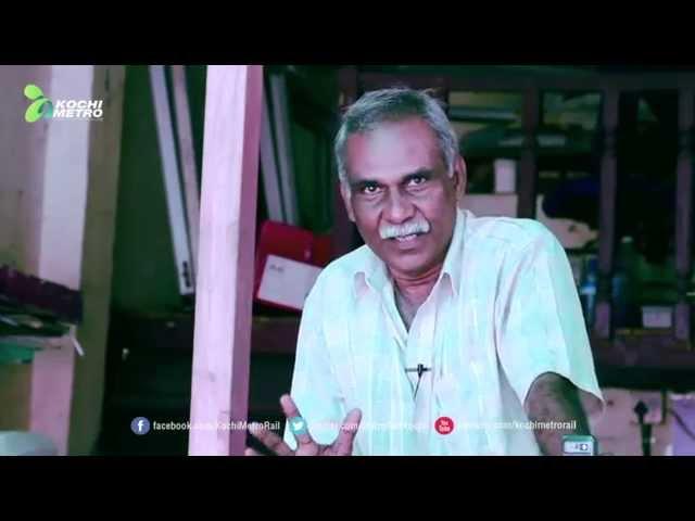 Citizen Speaks:Shamsudin (Photostat shop owner, Panampally Nagar)