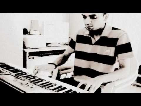 Luka chuppi bahut hui  - piano