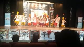 Shan-e-Punjab Nitj Bhnagra @Techniti @2013
