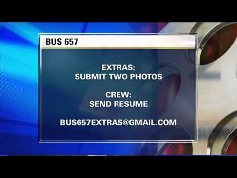 Casting for 'Bus 657' Filming in Mobile
