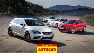 Sponsored: A history of Cupra | Autocar