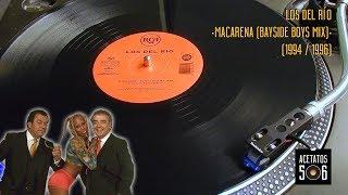 Los Del Río Macarena Bayside Boys Remix 1994 1996 En Acetato Vinilo
