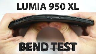 Lumia 950 XL Bend test - Liquidless Cooling - Scratch Test