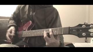 【WANIMA】 JUICE UP!! のテーマ 弾いてみた 【ギター】