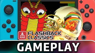 Atari Flashback Classics | First 15 Minutes on Switch