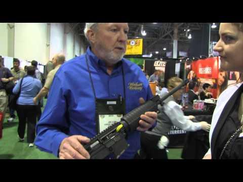 SHOT Show 2013 Windham Weaponry Carbon Fiber AR #SHOTShow FateofDestinee